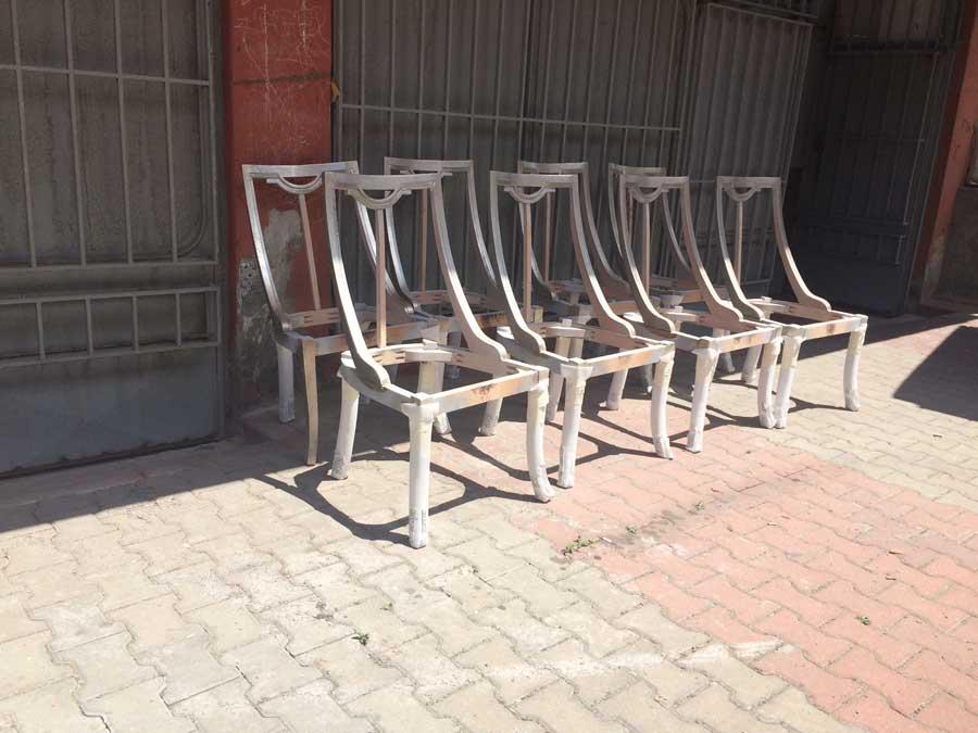 Kadıköy Koltuk modern klasik avagard Sandalye imalatı