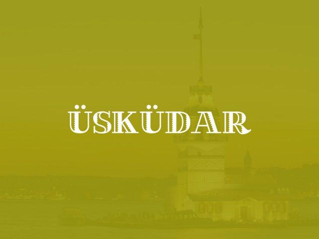 Üsküdar İstanbul