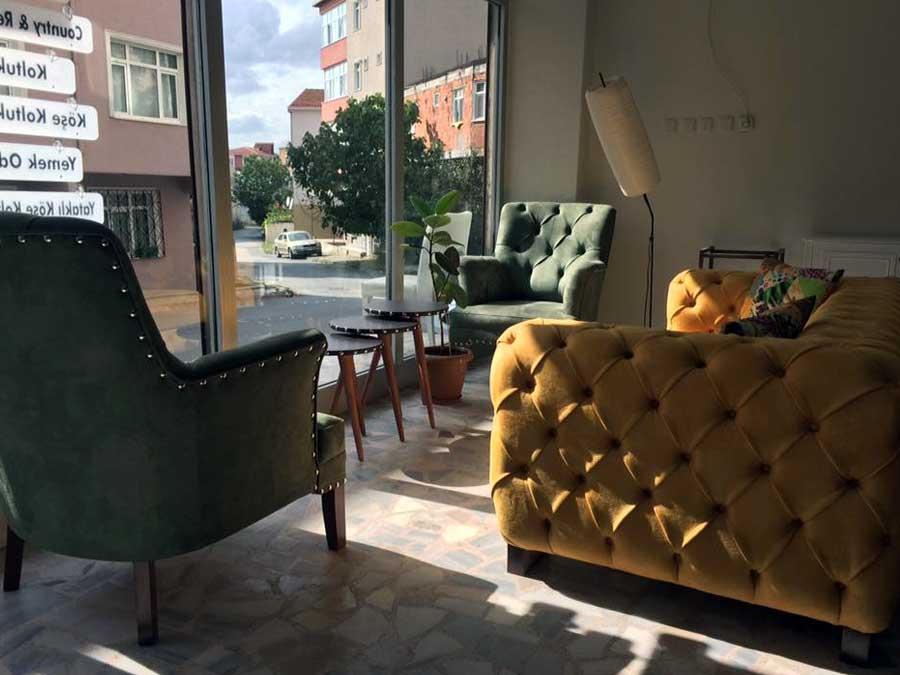 Chester Kanepe İmalatı özel tasarım kanepeler